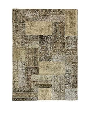 Eden Teppich Pacthwork mehrfarbig 170 x 239 cm