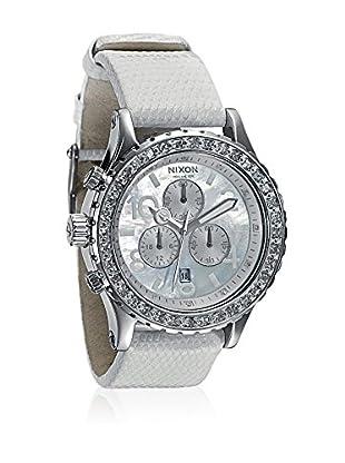 Nixon Uhr mit japanischem Quarzuhrwerk Woman A037-482  42 mm