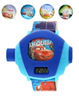 Disney Digital Multi-Color Dial Children's Watch - DW100245