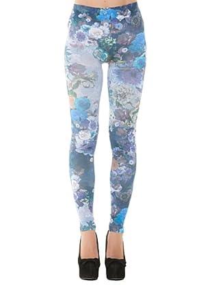Beautiful Secret Legging Sin Costuras Fashion (Multicolor)