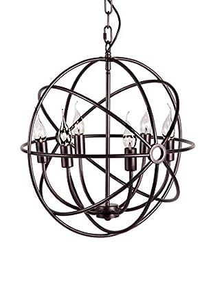 Zuo Hazenite Ceiling Lamp, Rust