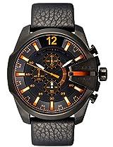Diesel Chronograph Black Dial Men's Watch - DZ4291I