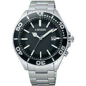 【クリックで詳細表示】[シチズン]CITIZEN 腕時計 ALTERNA オルタナ Eco-Drive エコ・ドライブ 電波時計 ダイバーデザイン VO10-6761H メンズ