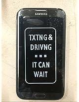 Samsung Note 2 I317 16GB AT&T Unlocked GSM 4G LTE Quad-Core Smartphone - Titanium Silver