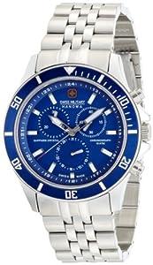 [スイスミリタリー]SWISS MILITARY 腕時計 フラッグシップ アマゾン限定モデル ML-323 メンズ 【正規輸入品】