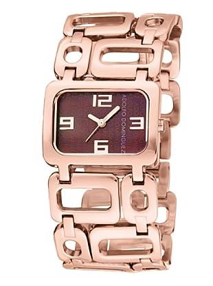 Adolfo Dominguez Watches 14023 - Reloj de Señora cuarzo brazalete metálico Dorado