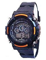 A Avon Sports Digital Black Dial Men's watch - 1002007