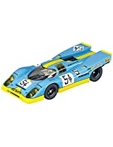 "Carrera Digital 124 Porsche 917K ""Gesipa Racing Team No.54"" 1000km Nurburgring 1970 Slot Car"
