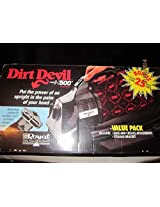 Dirt Devil Royal 500WC Hand Vacuum Vac Attachments Belt Home Office Car 25' Cord