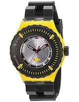 Swatch Unisex SUUJ100 Originals Analog Display Swiss Quartz Black Watch