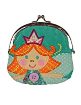 Stephen Joseph Signature Kiss Lock Purse, Fairy