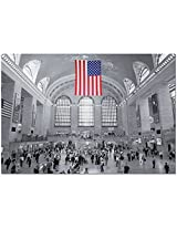 Ny New York Grand Central Train Station Terminal Jigsaw Puzzle 1000 Pieces