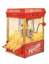 Nostalgia KPM200 Vintage Collection 2.5-Ounce Kettle Popcorn Popper