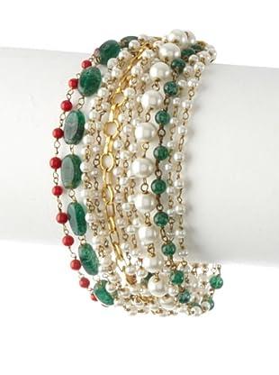 Rosena Sammi Multi-Row Beaded Bracelet