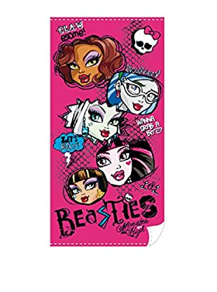 Monster High Toallas De Playa Beasties