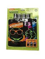 The Original Disposable Flask - Teenage Mutant Ninja Turtles - Set of 4