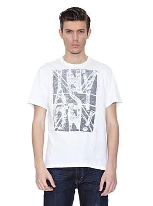Guess Camiseta Billo (Blanco)