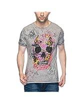 Garcon Men's Cotton Crew Neck T-Shirt