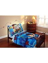 Jake Neverland Pirates Toddler Bedding Set Comforter Sheets By Disney