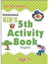 5th Activity Book - English