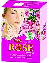Sapna Rose powder 5X100gm