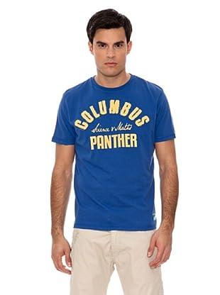 Springfield Camiseta Columbus (Azul)