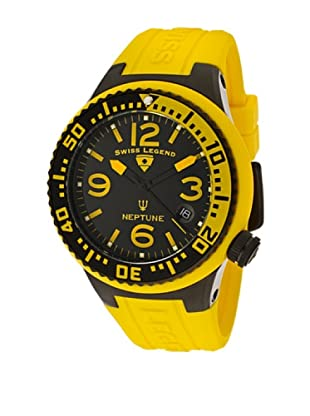Swiss Legend Reloj Neptune Lady Amarillo