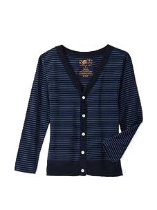 Soft Clothing for Children Boy's Lyon Cardigan (Blue)