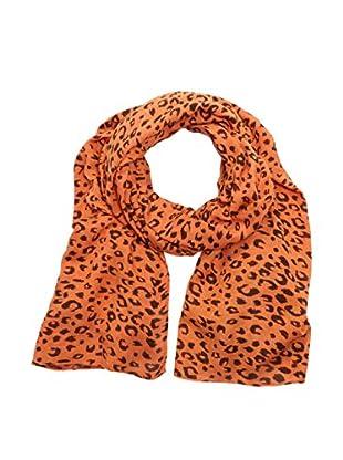 Erfurt Schal  orange one size