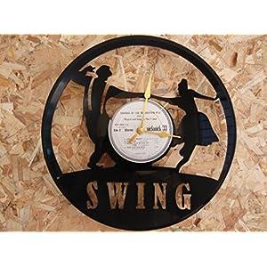 Samaya Swing Designed Wall Clock