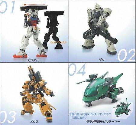 高达食玩Gundam Adapt