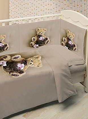 Ipersan Baby Bettbezug Funny Bear