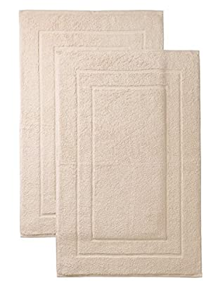 Espalma Set of 2 Signature Tub Mats (Flax)