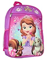"Disney Princess Sofia 15"" Backpack"