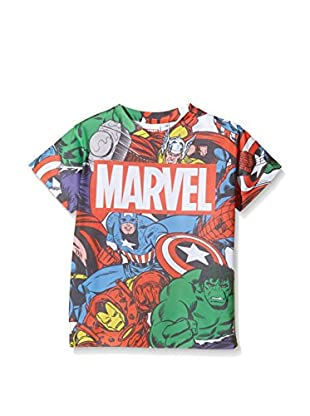 Marvel T-Shirt Manica Corta Group