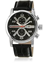 1575-01 Black Chronograph Watches