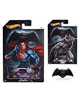 Batman V Superman Vehicle Assortment, Multi Color