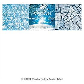 Kanon Arrange best album �urecollections�v