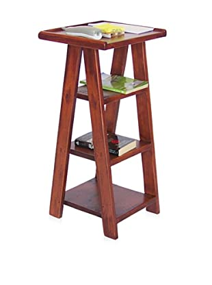 2 Day Designs Ladder Telephone Table