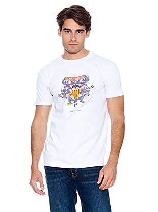 Kukuxumusu Camiseta Valencia (Blanco)