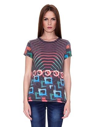 HHG Camiseta Teba (Multicolor)