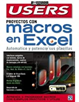 Proyectos Con Macros En Excel: Users Express (Users Express, 16)