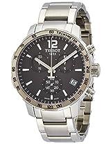 Tissot Men's T0954171106700 Quickster Stainless Steel Watch