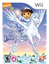 Dora saves Snow Princess (Nintendo Wii) (NTSC)