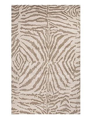 Jaipur Rugs Inc Hand-Tufted Animal Print Pattern Wool Area Rug