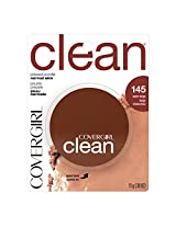 COVERGIRL Clean Pressed Powder Foundation Warm Beige .39 oz.