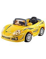 Delia Baby Dream Car, Yellow