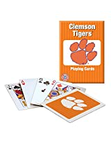 Clemson Playing Cards