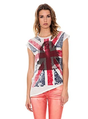Pepe Jeans London Camiseta Tapy (Gris)