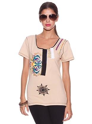 HHG Camiseta Denisse (Natural)